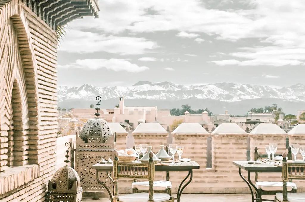 Paris Chic Style Best Riads In Marrakech Morocco La Sultana Marrakech 7