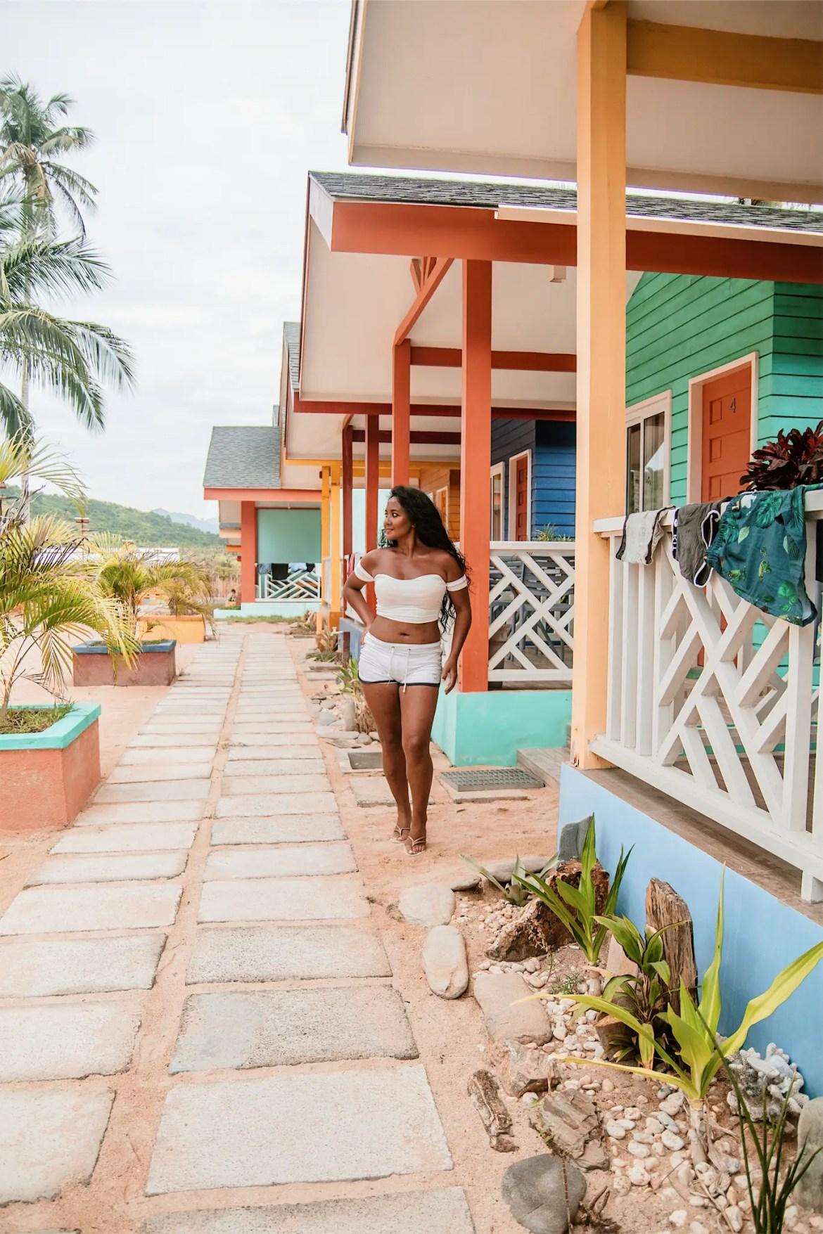 where to stay in el nido palawan el nido hotels beachfront seaside hue resorts paris chic style