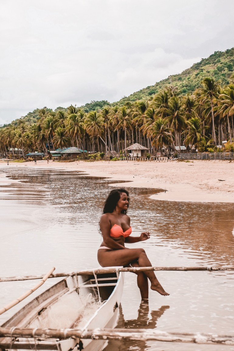 Marjolyn Lago Marj where to stay in el nido palawan el nido hotels beachfront seaside hue resorts paris chic style