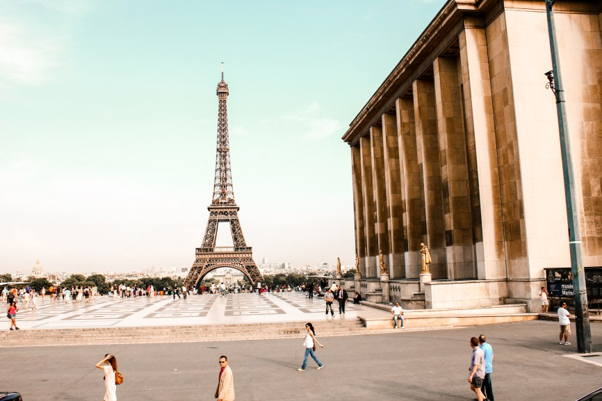 3 to 4 days in Paris Itinerary Best Things To Do In Paris Chic Style Fashion Travel Blog Trocadero