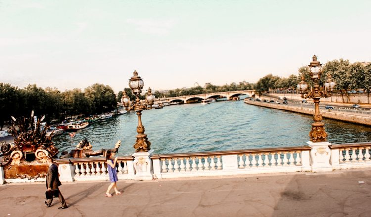 3 to 4 days in Paris Itinerary Best Things To Do In Paris Chic Style Fashion Travel Blog Pont Alexandre III