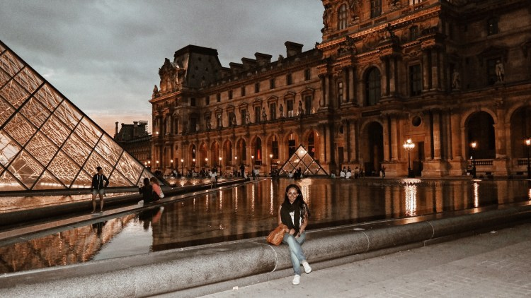 Marjolyn Lago Marj 3 to 4 days in Paris Itinerary Best Things To Do In Paris Chic Style Fashion Travel Blog Louvre Museum