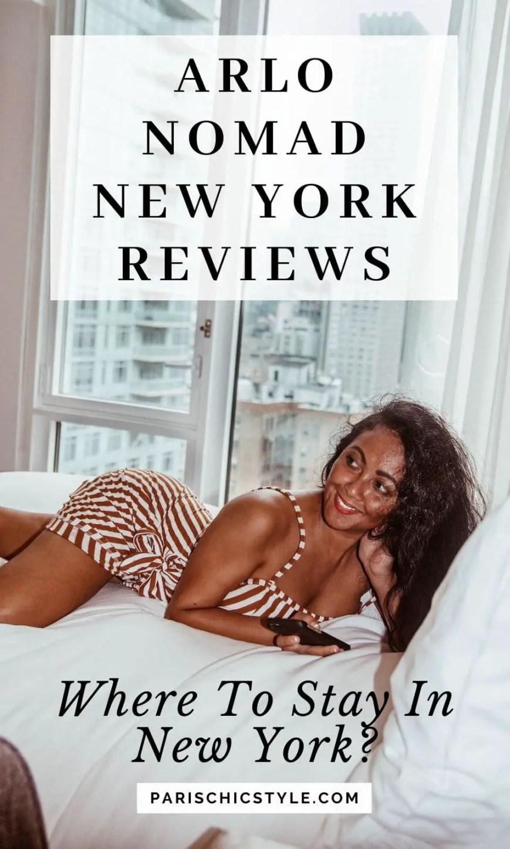 New York Luxury Boutique Hotel Arlo NoMad Marj Lago