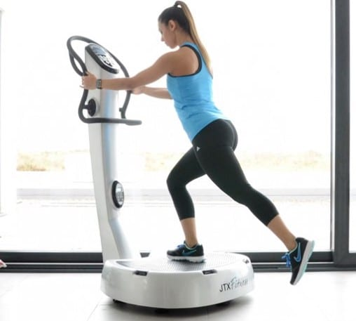 JTX Pro 50 Gym Vibration Plate Things To Do At Home While Bored Lockdown Coronavirus Exercise Fitness