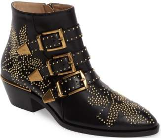 French Clothing Brand French Shoes Ankle Boots Bootie Parisian Style Paris Chic Style Chloe