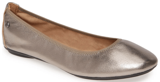 Travel Shoes Most Comfortable Ballet Flats For Travel Walking Work Streetstyle Parisian Flats Paris Chic Style Best Ballet Flats French Shoes Hush Puppies Chaste Cute Dressy Flats