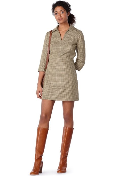 French Clothing Brand APC French Dress Parisian Style Paris Chic Style