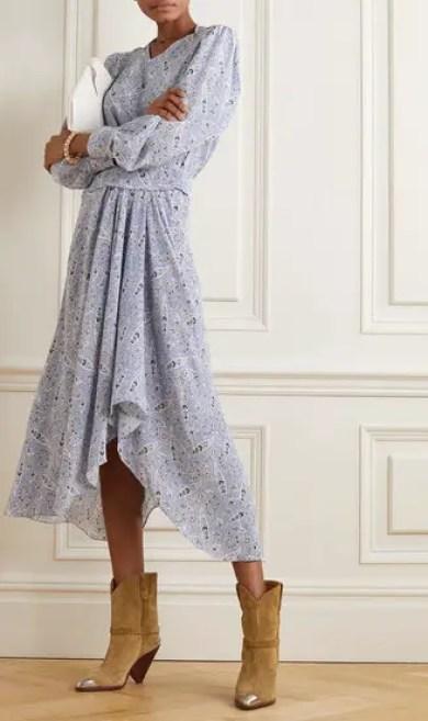 French Clothing Brand Isabel Marant French Dresses Parisian Style Fashion Paris Chic Style