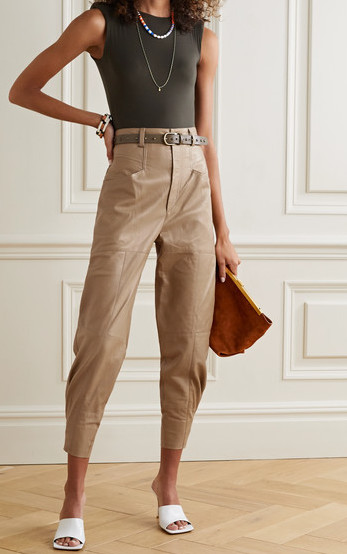 French Clothing Brand Isabel Marant French Pants Parisian Style Fashion Paris Chic Style