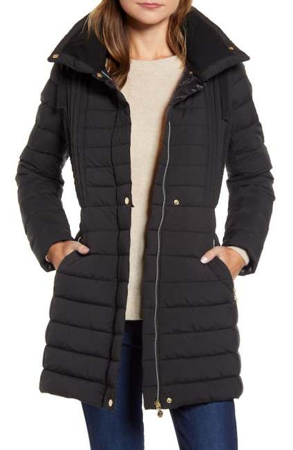Best Winter Coats For Women Warm Jackets Parisian Style Belted Puffer Coat Bernardo