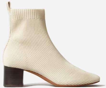 Most Comfortable Boots For Women For Street Style Work Travel Parisian Style White Ankle Boots Glove Boots Everlane Paris Chic Style
