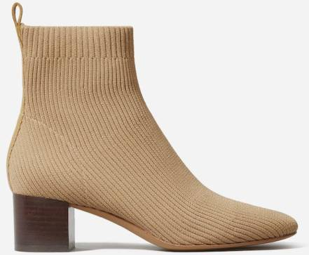 Most Stylish Ankle Boots For Women For Work Travel Parisian Style Nude Ankle Boots Glove Boots Everlane Paris Chic Style