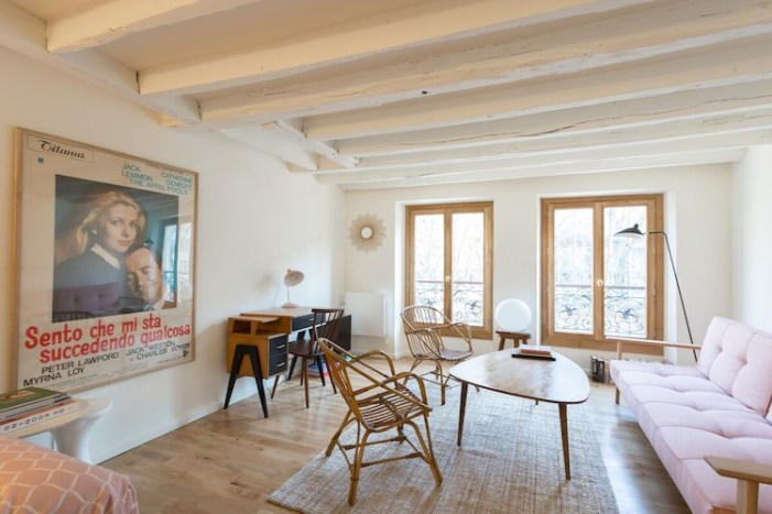 Best Airbnb In Paris Latin Quarter The 5th Arrondissement Near Notre Dame Paris Apartment Paris Chic Style