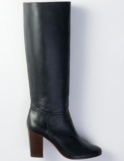 Maje Parisian Boots For Work Walking Travel Everyday Shoes French Boots For Autumn Winter Paris Chic Style