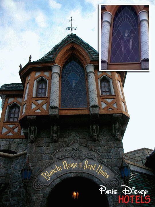 Los secretos de Fantasyland II  Disneyland Paris