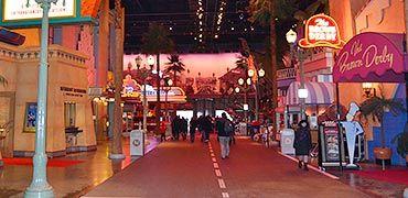 Front Lot en Walt Disney Studios  Disneyland Paris
