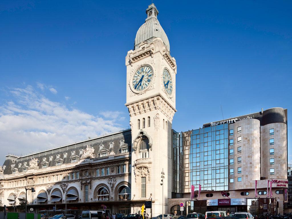 Hotel Mercure Gare de Lyon  Paris East Village