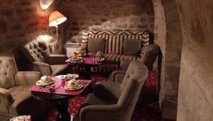 Morgenmad på Hotel Prince de Condé