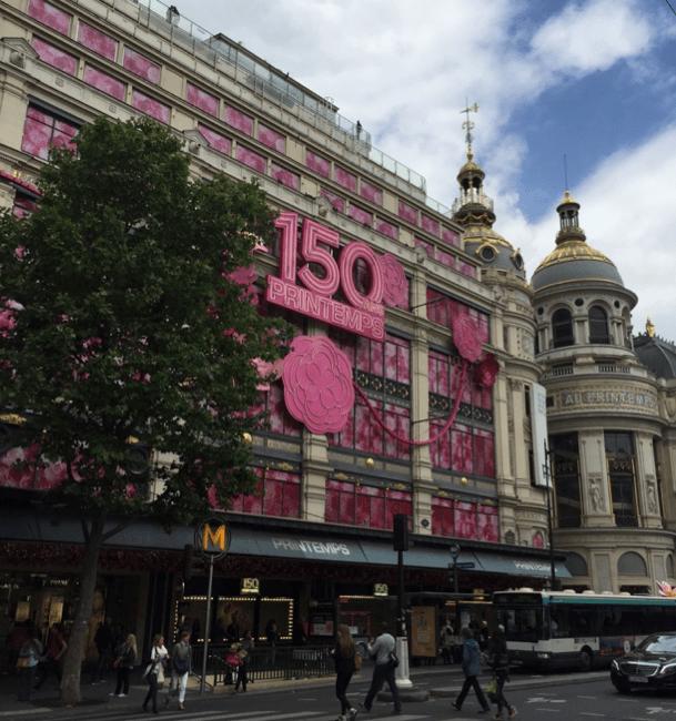 Printemps Stormagasin Paris