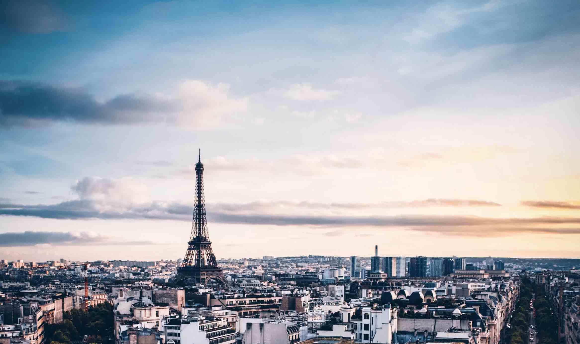 Skræddersyet studietur til Paris