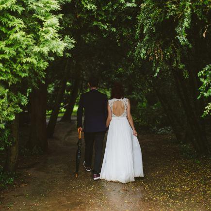 mariage-thème-champêtre-couple-mariés