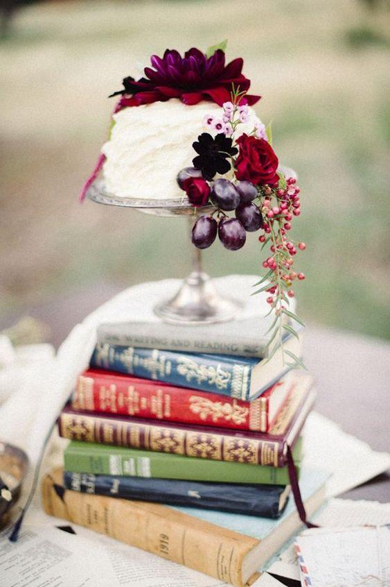 Thème-mariage-littéraire-livres-glace