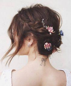 coiffure-mariée-chignon-cheveux-courts