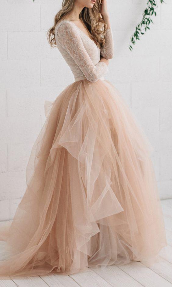 robe-de-mariée-hiver-couleur