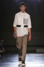 Wooyoungmi, Menswear Spring Summer 2015 Fashion Show in Paris