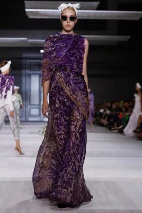 Giambattista Valli, Couture, Fall Winter, 2014, Fashion Show in Paris