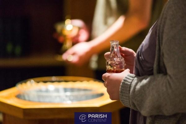 Preparing For Communion