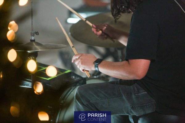 Christmas Drummer