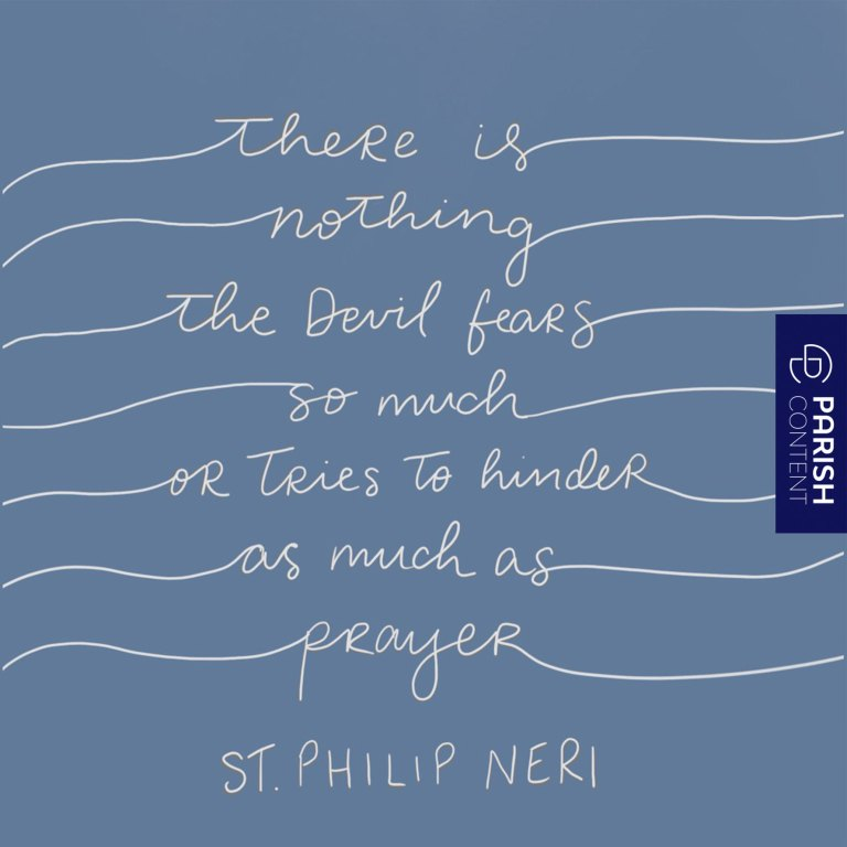 Socialpost The Devil Fears Prayer