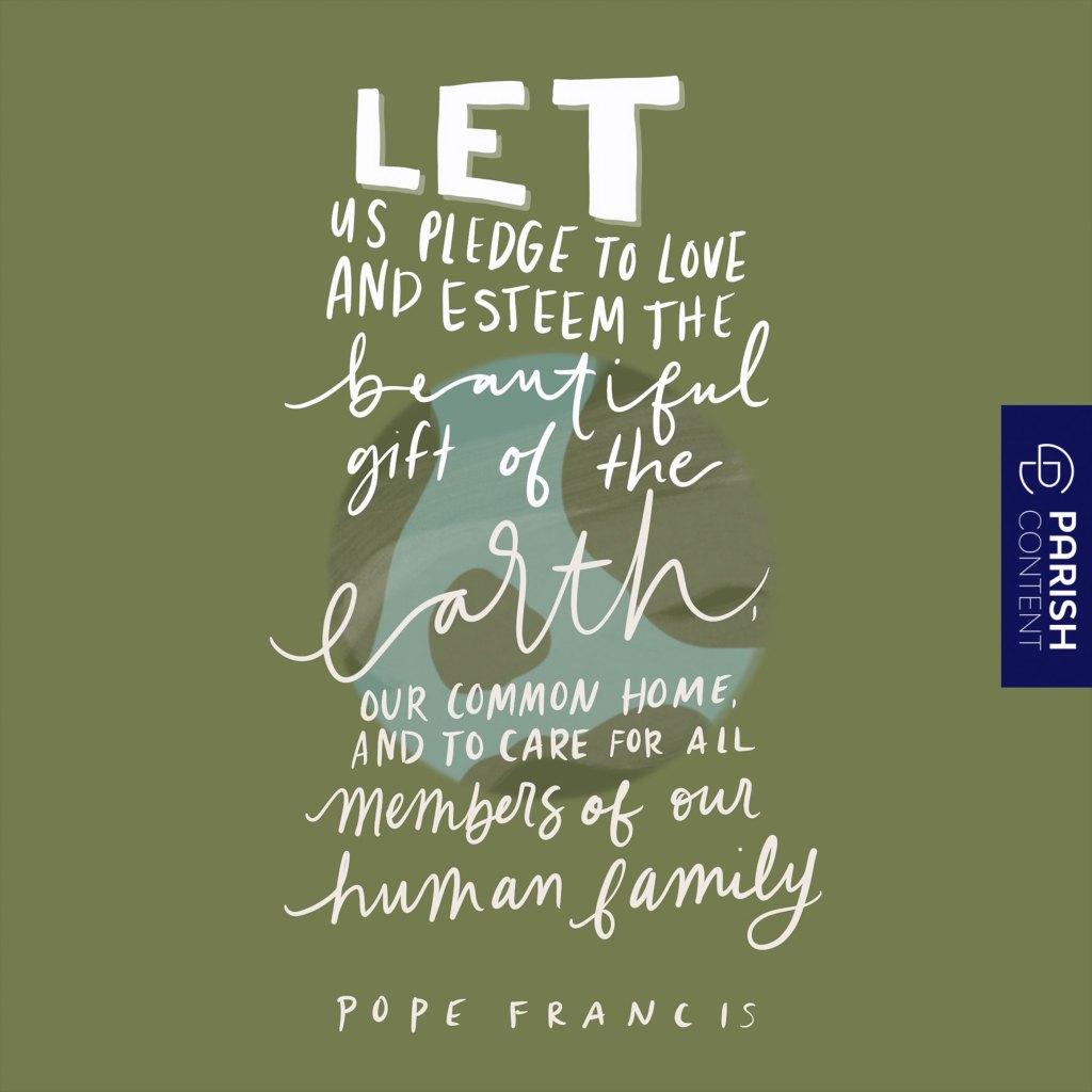 Let Us Pledge To Love
