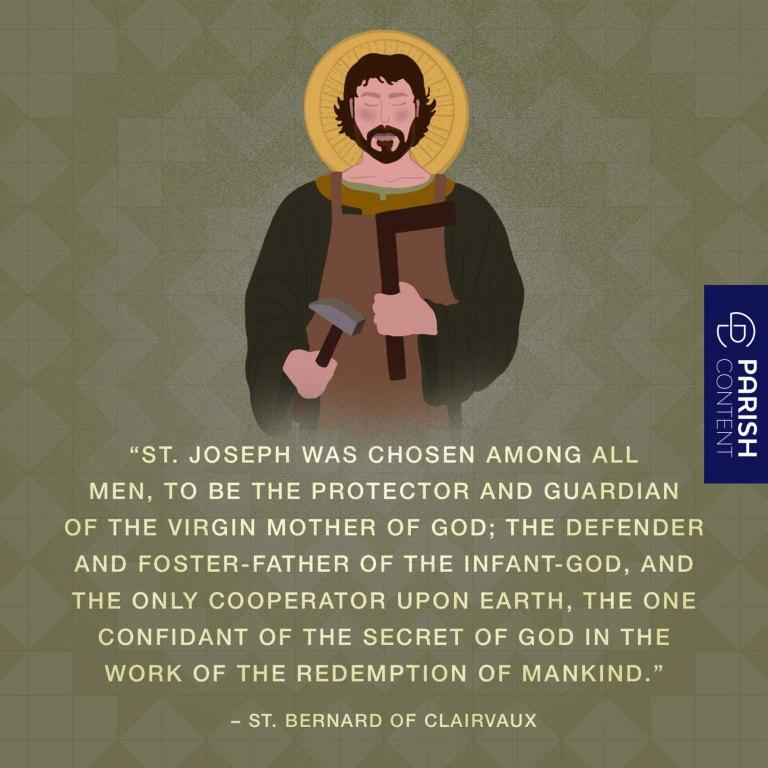 Socialpost St Joseph The Worker