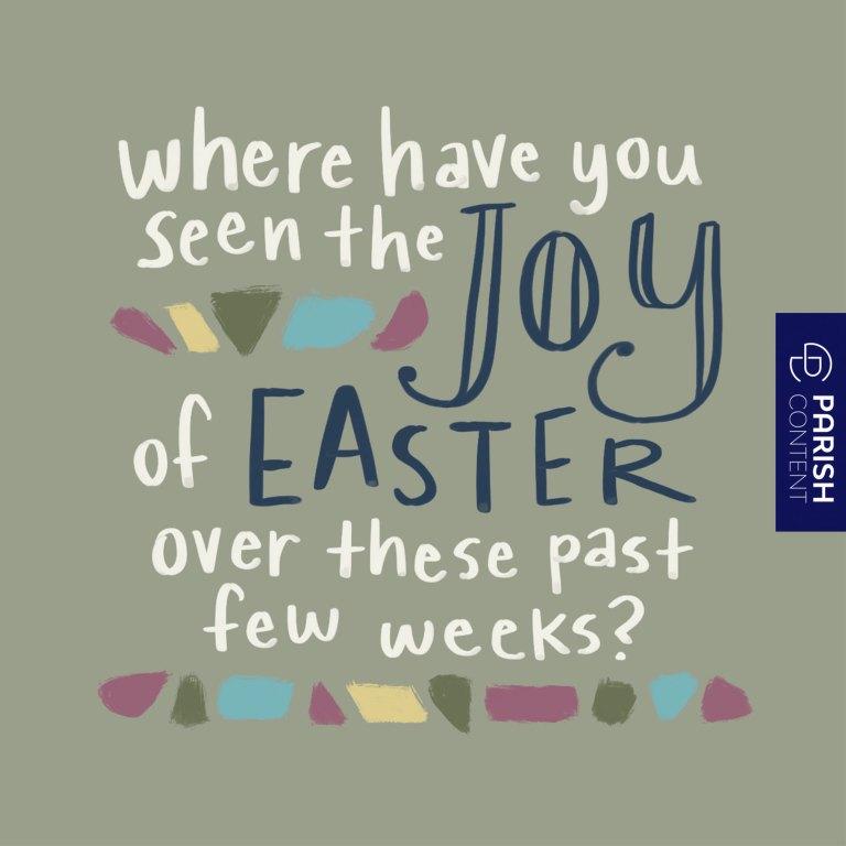 Socialpost The Joy Of Easter