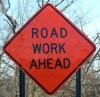 Road Work by Jo Naylor
