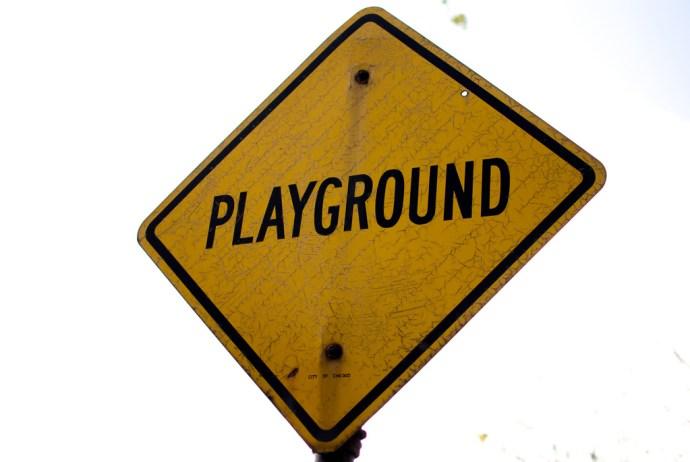 Playground by Edgar