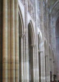 basilique de saint denis architecture