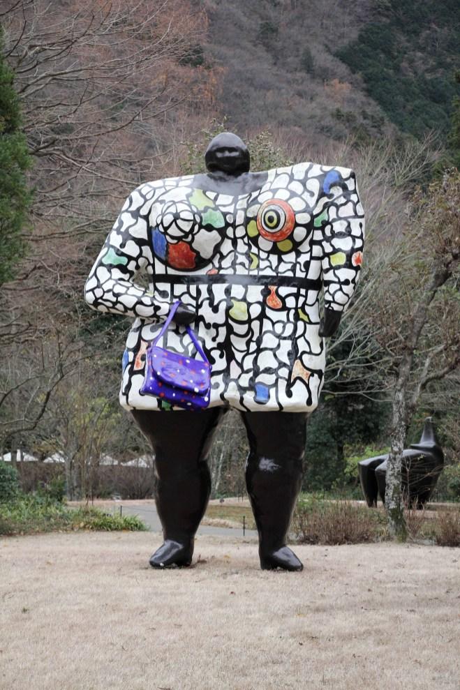 Chokoku no mori museum
