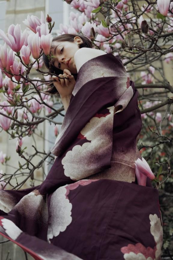 Klara Blanc by Marta Bevacqua