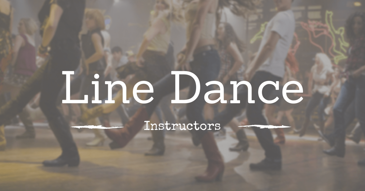 Line Dance Instructor Palm Beach