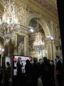 Hotel De Ville Paris Inside