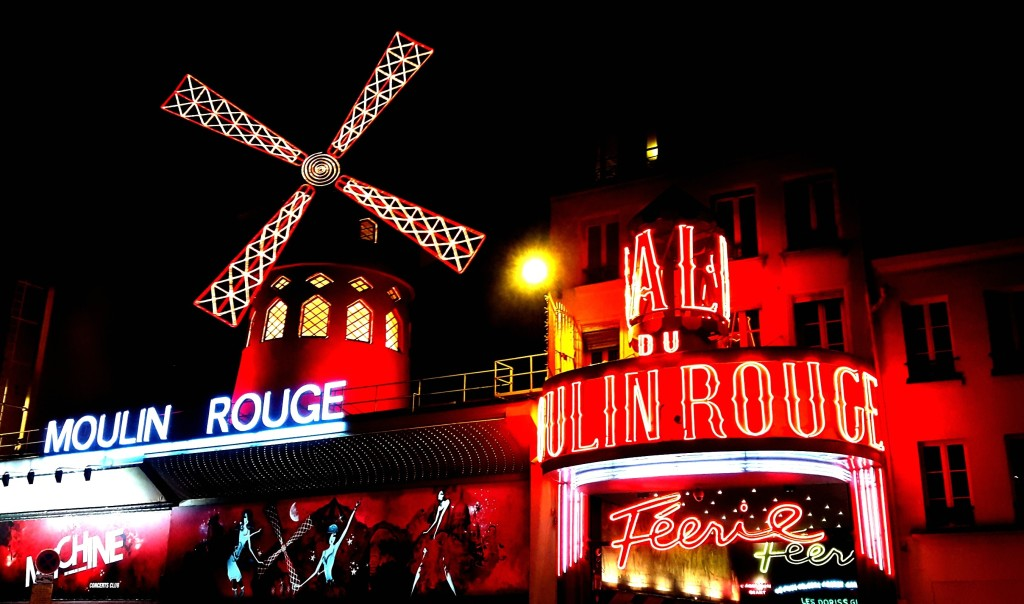 Image result for moulin rouge paris