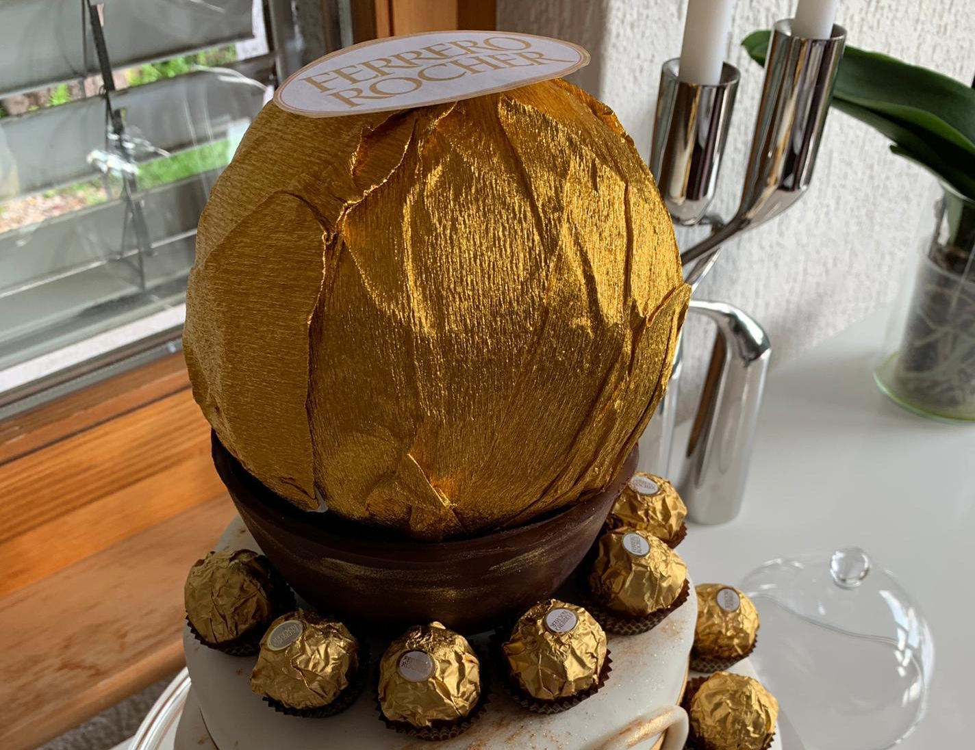 chocolat rocher