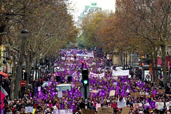Marche Nous Toutes Novembre 2018 - Copie