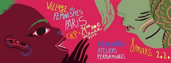 Village des féminismes - Maya Mihindou