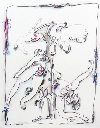 Ernest Breleur Maelle Galerie - Copie