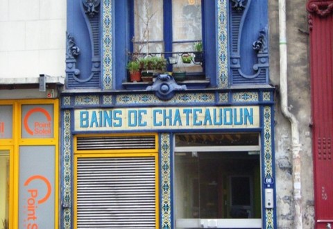 Les Bains de Châteaudun