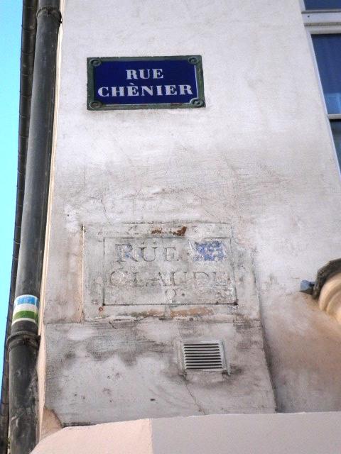 Rue Chénier